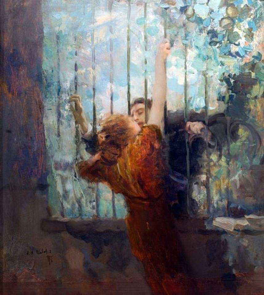 18-2bis- 1918_Alciati_Ambroglio_Le-baiser