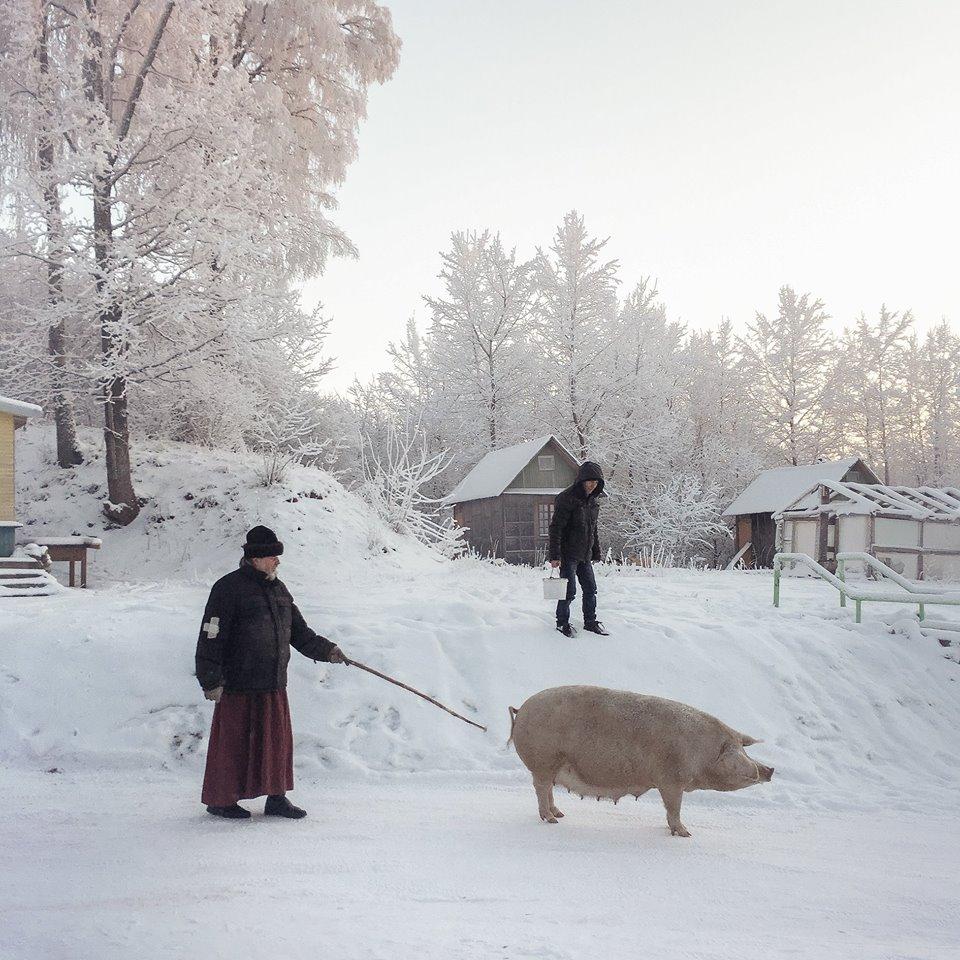 50 Dmitri Markov, photographies et compassion