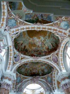 Innsbruck Sankt Jakob Nef à trois coupoles JF Martine