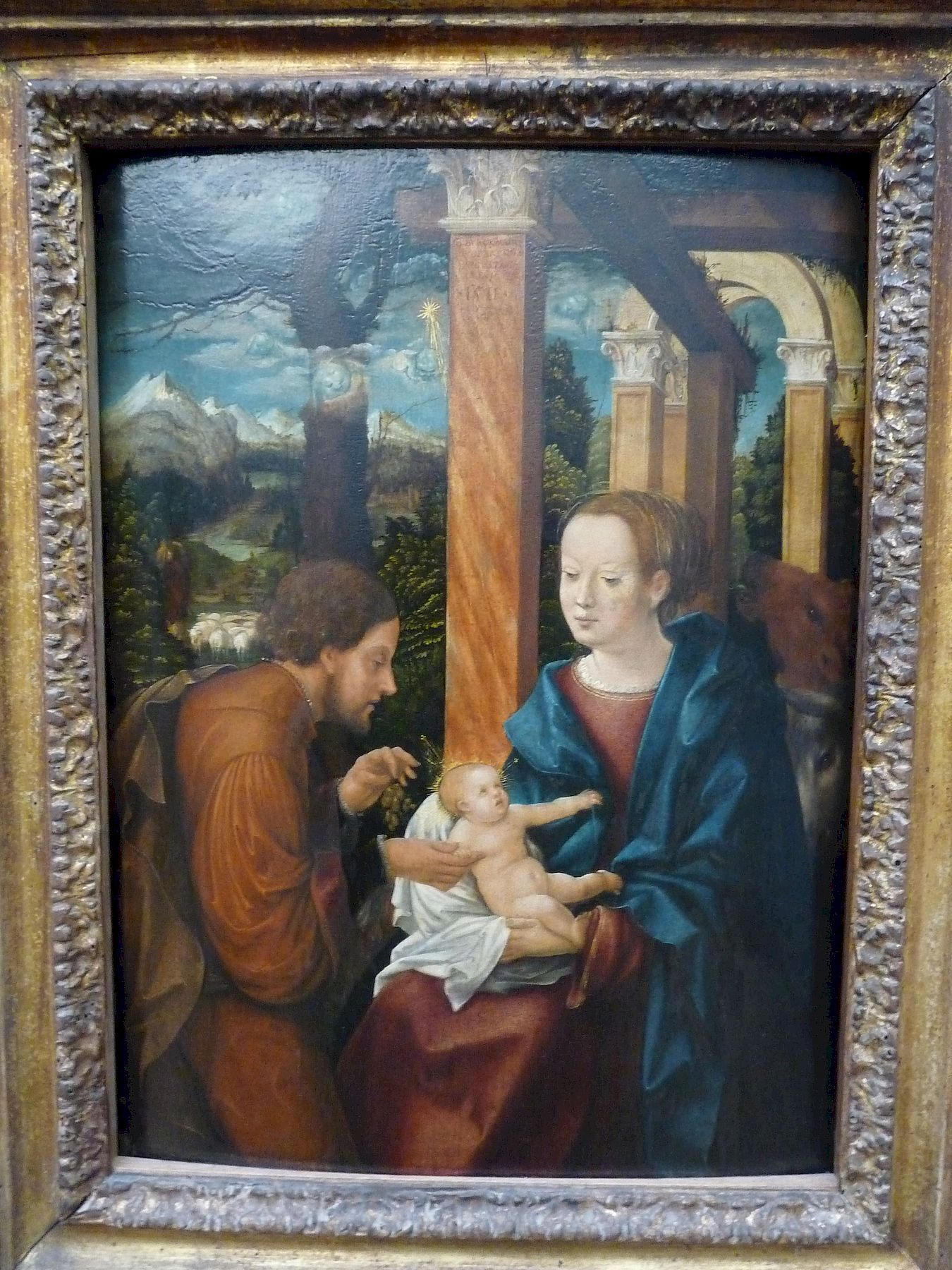 1511_Burkmaier_Die-Geburst-Christi_Berlin_Gemäldegalerie_P1520763_JFMartine