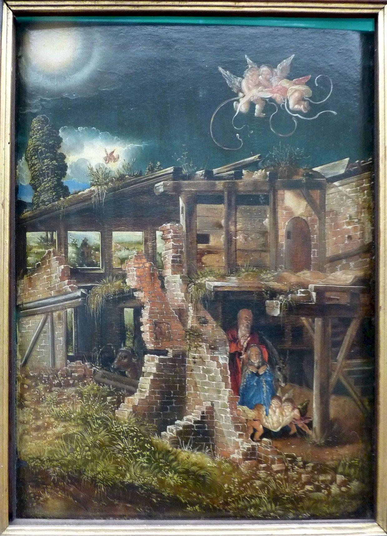 1513c_Altdorfer_Albrecht_Die-Geburst-Christi_Berlin_Gemäldegalerie_P1520775_JFMartine