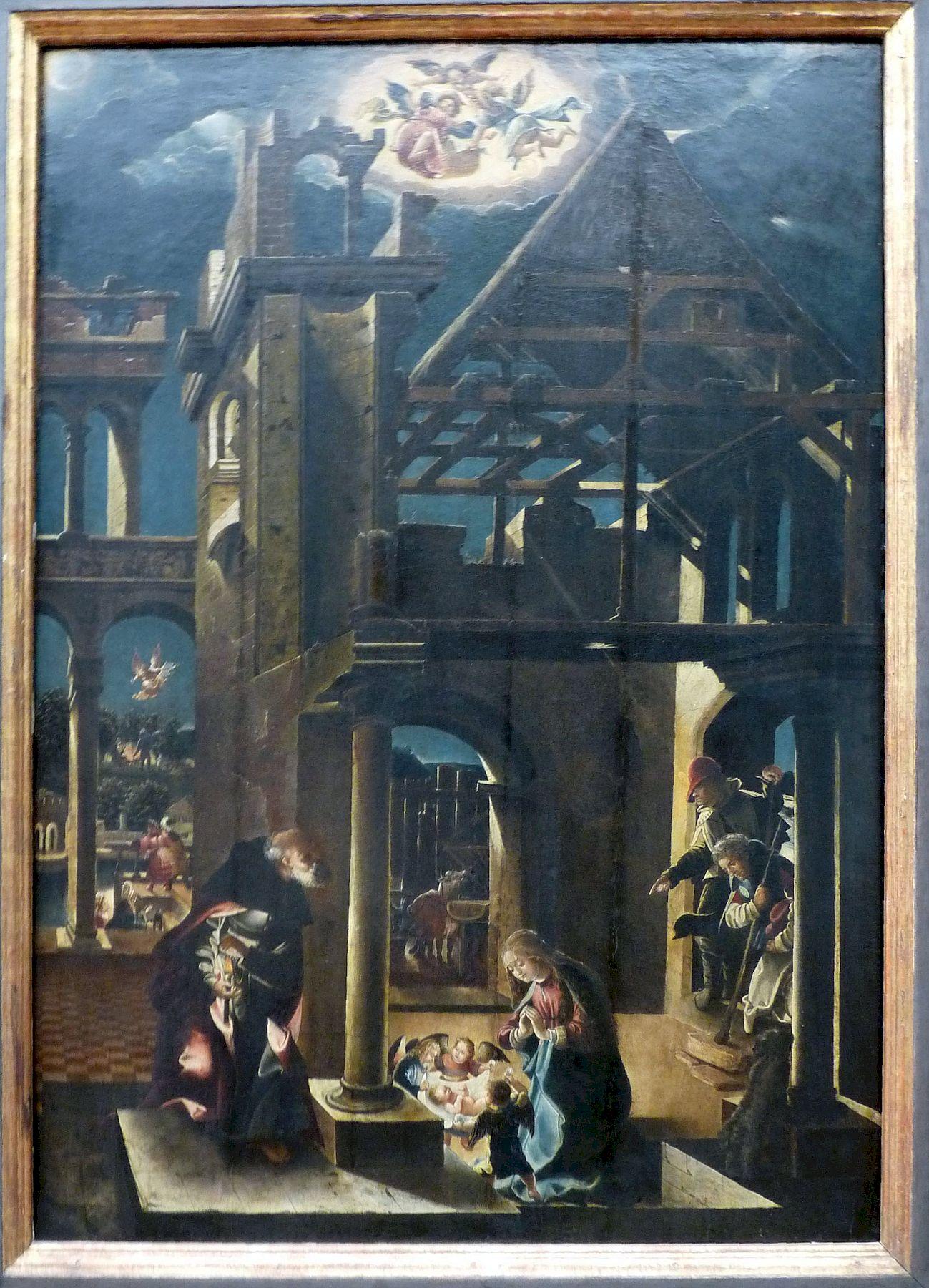 1520-30c_Altdorfer_Albrecht_Die-Geburst-Christi_Berlin_Gemäldegalerie_P1520775_JFMartine