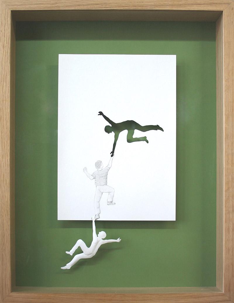 2007, Callesen, Peter, Saving Himself / Se sauver soi-même
