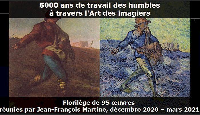 5000 ans de travail des humbles en 95 images, par Jean-François Martine