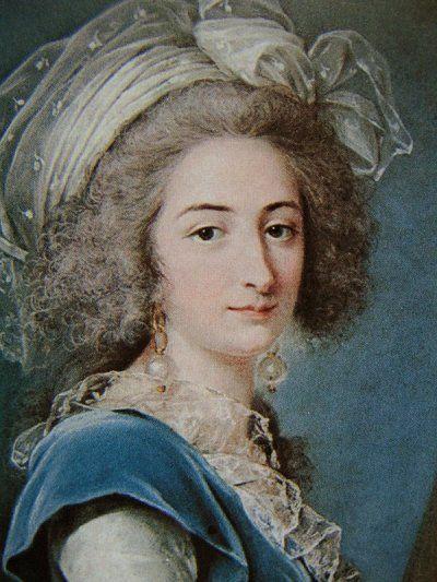 44 Maddalena Lombardini-Sirmen, virtuose et compositrice
